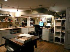 Gorgeous and spacious art studio