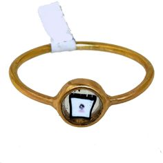 (3063) Antique Franchini glass Murrina in a 18K gold ring. | eBay Mosaic Glass, Bottle Opener, Round Glass, 18k Gold, Gold Rings, Detail, Antiques, Ebay, Jewelry