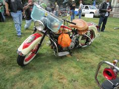 1947 Indian Chief – Indian Motocycle Day: July 21, 2013