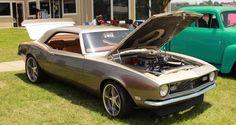 1968 Chevy Camaro Custom | The Ultimate Show Car