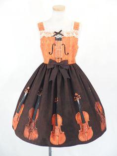 IW - Stradivarius High Waist JSK - Brown