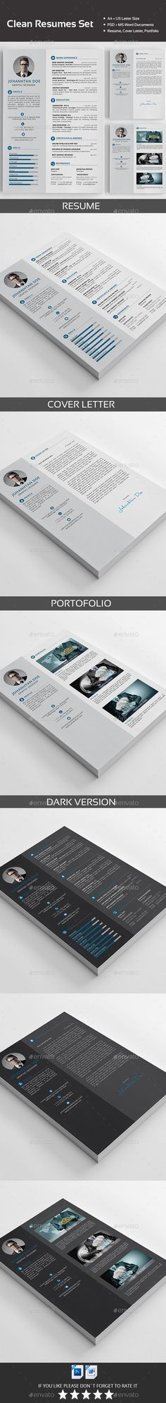 Creative Resume Microsoft Word Template - Instant download- by - resume microsoft