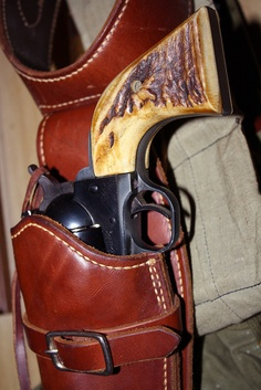 Ruger New Model Blackhawk 357 Magnum by oldsouthvideo, via Flickr