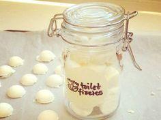 Comment faire pour conserver les pastilles nettoyantes WC ?