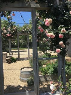I had the wonderful opportunity to visit Brooke and Steve Giannettis Patina Farm this past weekend for a party to celebrate their book by the same name, based The Farm, Mini Farm, Veg Garden, Vegetable Garden Design, Going Up The Country, Patina Style, Patina Farm, Pergola, Climbing Roses