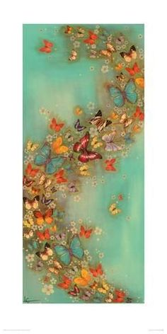 Giclee Print: Lily Greenwood Art Print by Lily Greenwood : 40x20in