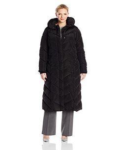 Fensajomon Women Slim Fit Longline Fleece Lined Suede Warm Thicken Quilted Jacket Coat Outerwear