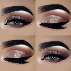 Tendance Maquillage Yeux 2017 / 2018 Joli maquillage pour les yeux