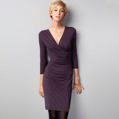 Wrap dress  http://www.laredoute.gr/LA-REDOUTE-CREATION-Ntrape-forema_p-249823.aspx?prId=324409518