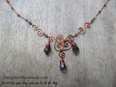 Trang sức handmade - Hiện đại - Cá tính