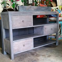 Media console available any size in various finishes. Contact us at Barrio Antiguo 713 880 2105 Credenza Sideboard, Tv Sideboard, Table, Console, Sideboard Console, Furniture, Home Decor, Media Console, Entryway Tables