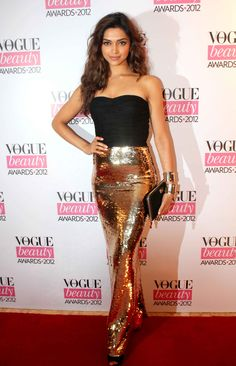 Deepika Padukone at Vogue Beauty Awards