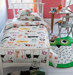 Designers Guild kid's bedroom
