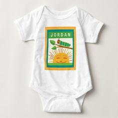 Wrap your little one in custom Funny baby clothes. Cozy comfort at Zazzle! Personalized baby clothes for your bundle of joy. Hakuna Matata, Personalized Baby Clothes, Baby Deer, Baby Cartoon, Welcome Baby, Baby Alpaca, Consumer Products, Baby Prints, Basic Colors