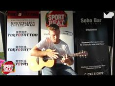 Great tune from the talented RYAN KEEN - Orelia - SportBeatFest 'Unplugged Sessions' courtesey of Mitchell Preyer - enjoy!  Sportbeat Festival 2013 www.sportbeatfest.com