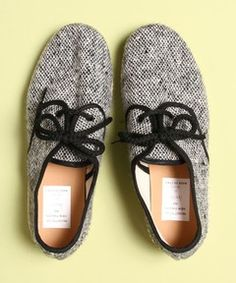 These with some ankle length skinny dress pants... yes Please!