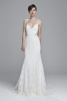morilee spring 2017 bridal sleeveless strap sweetheart neckline heavily embellished bodice layered skirt romantic modified a line wedding dress illusion lace back chapel train mv Spring 2017 Wedding Dresses, Wedding Dresses Photos, Wedding Dress Trends, Wedding Dress Styles, Spring Dresses, Bridal Dresses, Christos Wedding Dresses, Christos Bridal, Wedding Gowns