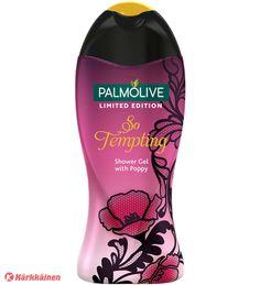 [Kärkkäinen]Palmolive Limited Edition Evening Temptation 250 ml suihkusaippua 1,79e (CITTARISSA myös)