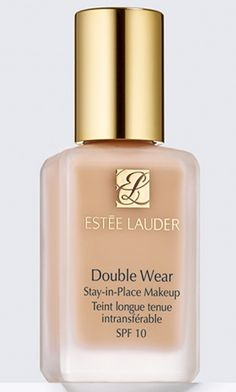 Estee Lauder Double Wear Foundation - good for flash photography