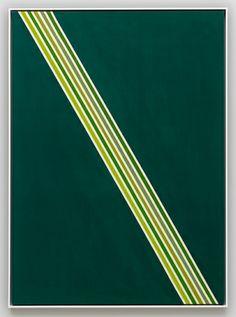 Stems By Sam Gilliam, 1965