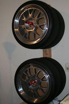 Wheel/Tire storage
