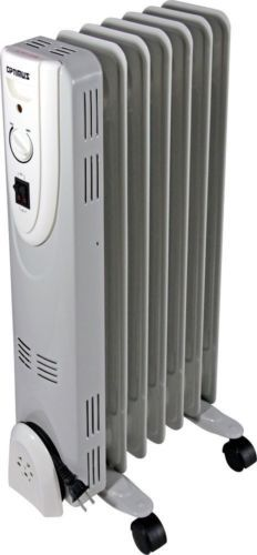 Heater Portable Oil Filled Radiator Heat College Apartment Space Element Winter | eBay