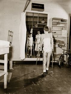 Hickory, NC, Polio Epidemic of 1940's: