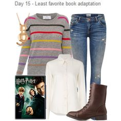 Day 15: Harry Potter and the Order of the Phoenix