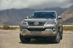 Recap - India-bound 2016 Toyota Fortuner launched in South Africa