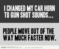 Funny pictures about I changed my car horn. Oh, and cool pics about I changed my car horn. Also, I changed my car horn. Funny Shit, The Funny, Funny Stuff, Funny Things, Random Stuff, Awesome Stuff, Random Things, Lmfao Funny, Funny Lady