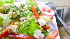 Letní saláty
