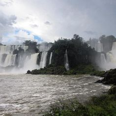 CEA took us on an excursion to Iguazu Falls which are massive waterfalls that border Argentina and Brazil. We spent the day exploring the various viewpoints in the national park and even got to ride a boat that took us partially through the waterfalls. No words can justly describe how stunning this place is! #Studyabroad101 #ceaAbroad #Argentina #BuenosAires #travel #studyabroad by @studyabroad101 on Instagram http://ift.tt/1NBteRo