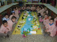 Proyecto escolar Egipto