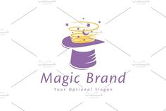 Magical Hat by Zack Fair Design on @Graphicsauthor