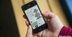 ☃☂☞ For all those Pinterest users tired of seeing poorly made quote posts, here are some easy and free ways to turn a drab quote into a stylish one.http://mashable.com/2013/10/25/pinterest-quote-apps/?utm_cid=mash-prod-email-topstories&utm_emailalert=daily&utm_source=newsletter&utm_medium=email&utm_campaign=daily
