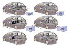 Citroën Xsara Picasso, el coche del rock. C A B E T O D O !!!