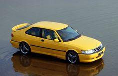 Saab 900 SVO Concept, Monte Carlo Yellow