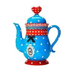 Teapot Studio Koekepeer - www.lotsofballoons.com