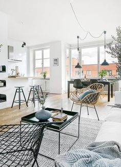 Un rêve de maison au Danemark | PLANETE DECO a homes world | Bloglovin'