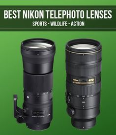 Check out our best Nikon telephoto zoom lenses, aimed at sports, wildlife and action photographers, but can also be used for traveling and landscape. We selected only the lenses we feel are truly w…