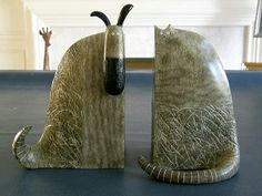 Govinder Nazran - Bob's Your Uncle & Fanny's Your Aunt Sculpture (http://www.hiddenridgegallery.com/store/govinder-nazran/bob-s-your-uncle-fanny-s-your-aunt.html) #art #govindernazran