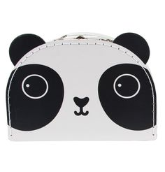 Sass & Belle suitcase Fox is made from laminated sturdy cardboard and has a metal handle and clip closure. The suitcase will be a nice decoration for a kidsroom and a perfect way to store lots of things. Sass & Belle, Manicure Set, Panda, Suitcase, Fox, Kids Rugs, Pets, Groot, Lifestyle