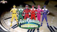 Power Rangers Time Force WP by on DeviantArt Power Rangers Time Force, Power Rangers In Space, Go Go Power Rangers, Pawer Rangers, Cool Pins, Disney, The Past, Deviantart, Memories
