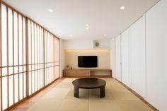 宴会場をもつ通い路の家・間取り(愛知県北名古屋市)   注文住宅なら建築設計事務所 フリーダムアーキテクツデザイン