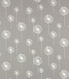 Small Dandelion Storm Twill | Online Discount Drapery Fabrics and Upholstery Fabric Superstore!