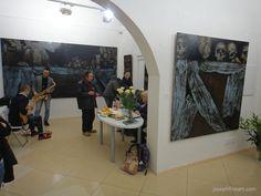 Vernissage The Throne of Thyatira Ilya Gaponov