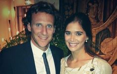 "The Uruguay's defeat on the Confederations Cup was not able to shake the romanticism of striker Diego Forlan. He even received a break for a very special reason: this Tuesday, the Inter player, of Porto Alegre, married the hockey player Paz Cardoso. After the ceremony, he divided the union on social networks. ""We want to share with you this happy moment for us"", he posted on Twitter."