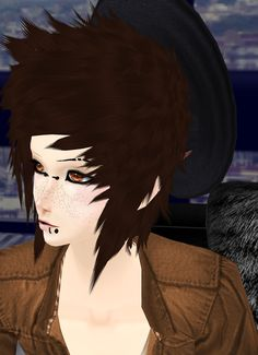 Captured Inside IMVU - Join the Fun! Virtual World, Virtual Reality, Imvu, Avatar, Join, Movies, Anime, Movie Posters, Films