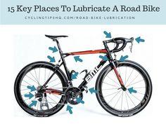 Road Bike Lubrication