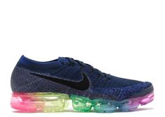 3d2c8ff7c61ba Nike Air VaporMax Cool Nike Air VaporMax Flyknit Betrue Be True 883275 400  Deep Royal Blue White Concord 2017 Shoe For Discount